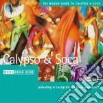 Calypso and soca cd musicale di THE ROUGH GUIDE