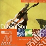 Cuban son cd musicale di THE ROUGH GUIDE