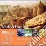 The music of mali and guinea cd musicale di THE ROUGH GUIDE