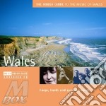 The music of wales cd musicale di THE ROUGH GUIDE