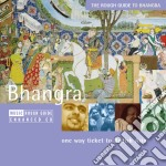 Bhangra cd musicale di THE ROUGH GUIDE