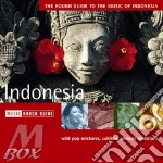 The music of indonesia cd musicale di THE ROUGH GUIDE