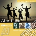 Afro-cuba cd musicale di THE ROUGH GUIDE