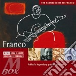 THE ROUGH GUIDE TO FRANCO cd musicale di THE ROUGH GUIDE