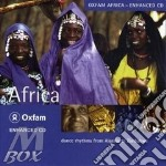 Oxfam africa cd musicale di THE ROUGH GUIDE