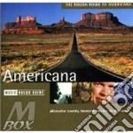 Americana cd musicale di THE ROUGH GUIDE