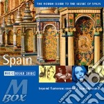 The music of spain cd musicale di THE ROUGH GUIDE
