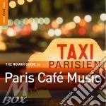 PARIS CAFE' MUSIC cd musicale di The rough guide