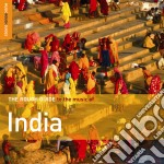 The music of india cd musicale di THE ROUGH GUIDE