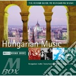 Hungarian music cd musicale di THE ROUGH GUIDE