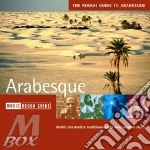 ARABESQUE/THE ROUGH GUIDE TO cd musicale di THE ROUGH GUIDE