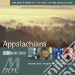The music of the appalachians cd musicale di THE ROUGH GUIDE