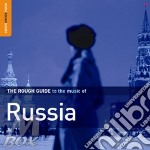 The music of russia cd musicale di THE ROUGH GUIDE