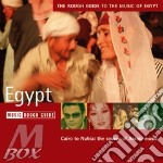 Rough Guide To The Music Of Egypt cd musicale di THE ROUGH GUIDE