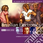 Brazilian electronica cd musicale di THE ROUGH GUIDE