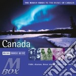 The music of canada cd musicale di THE ROUGH GUIDE
