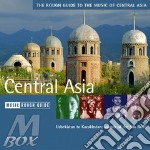 Rough Guide To The Music Of Central Asia cd musicale di THE ROUGH GUIDE
