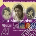 Bollywood legends: lata mangeshkar cd musicale di THE ROUGH GUIDE