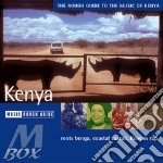 The music of kenya cd musicale di THE ROUGH GUIDE