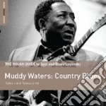 Country blues [Rough guide) cd musicale di Muddy Waters