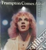 COMES ALIVE!lim.edition+4 bonus trak cd musicale di Peter Frampton