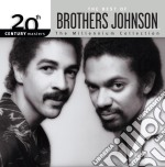Brothers Johnson - The Best Of - 20th Century Masters The Millenium Collection cd musicale di Johnson Brothers