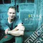 ALL THIS TIME cd musicale di STING