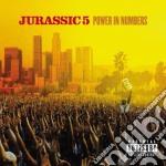 Jurassic 5 - Power In Numbers cd musicale di JURASSIC 5