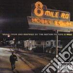 8 MILE (5 inediti Eminem) cd musicale di EMINEM