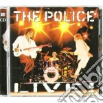 THE POLICE LIVE!/REMASTERED (2CD) cd musicale di POLICE