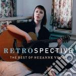 RETROSPECTIVE:THE BEST OF cd musicale di Suzanne Vega