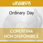 ORDINARY DAY cd musicale di CARLTON VANESSA