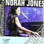 (LP VINILE) LIVE FROM AUSTIN TEXAS (2 LP) lp vinile di JONES NORAH