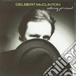Nothing personal cd musicale di Delbert Mcclinton