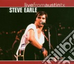 LIVE FROM AUSTIN cd musicale di EARLE STEVE