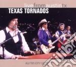 Texas Tornados - Live From Austin Tx cd musicale di Tornados Texas