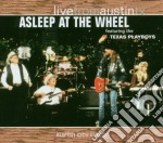 LIVE FROM AUSTIN TX cd musicale di ASLEEP AT THE WHEEL