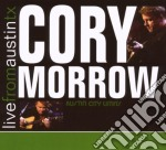 LIVE FROM AUSTIN TX cd musicale di CORY MORROW