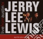 Live from austin tx cd musicale di Jerry lee lewis