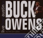 LIVE FROM AUSTIN TX cd musicale di BUCK OWENS