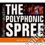 Live from austin tx cd musicale di Th Polyphonic spree