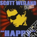 Happy in galoshes cd musicale di Scott Weiland