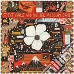 The mountain cd musicale di Steve & the m Earle