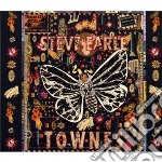 TOWNES  ( 2 CD LIMITED EDITION) cd musicale di EARLE STEVE
