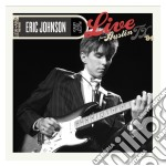 Live from austin cd+dvd cd musicale di Eric Johnson