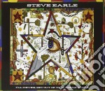 I'll never get out alive cd musicale di Steve earle (cd+dvd)