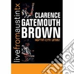 Live from austin tx cd musicale di Cla Gatemouth brown