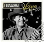 Live from austin tx cd musicale di Billy joe Shaver