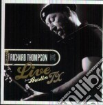 Live from austin tx cd musicale di Richard Thompson