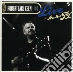 Live from austin tx cd musicale di Robert earl Keen